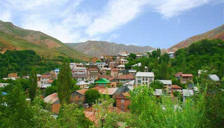 روستای ترقیان در جاجرود (شهرستان پردیس)
