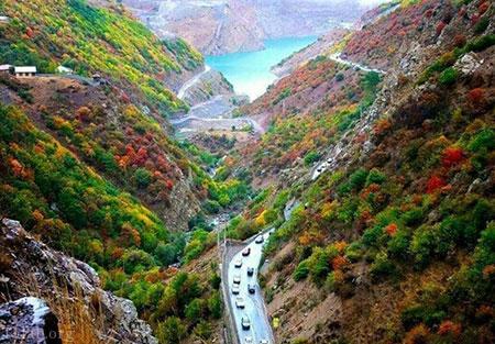 15 تا ازجاهای دیدنی استان البرز + تصویر