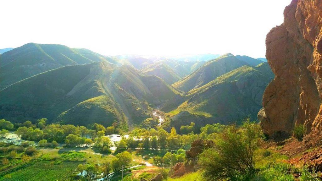 تصویر شماره 2 روستای ترقیان