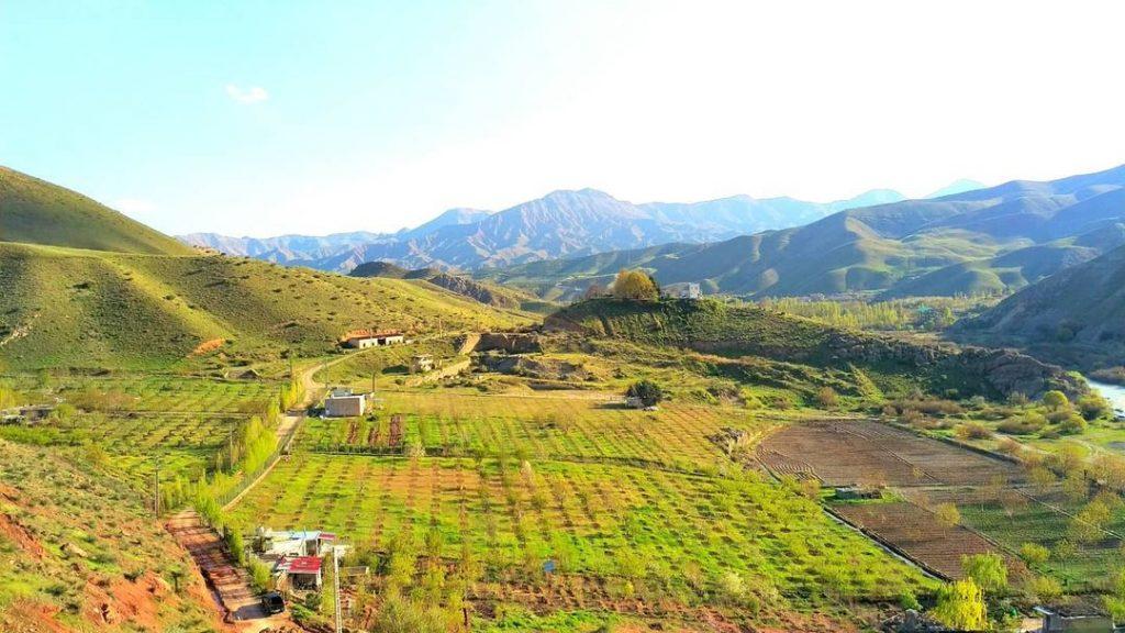 تصویر شماره 3 روستای ترقیان
