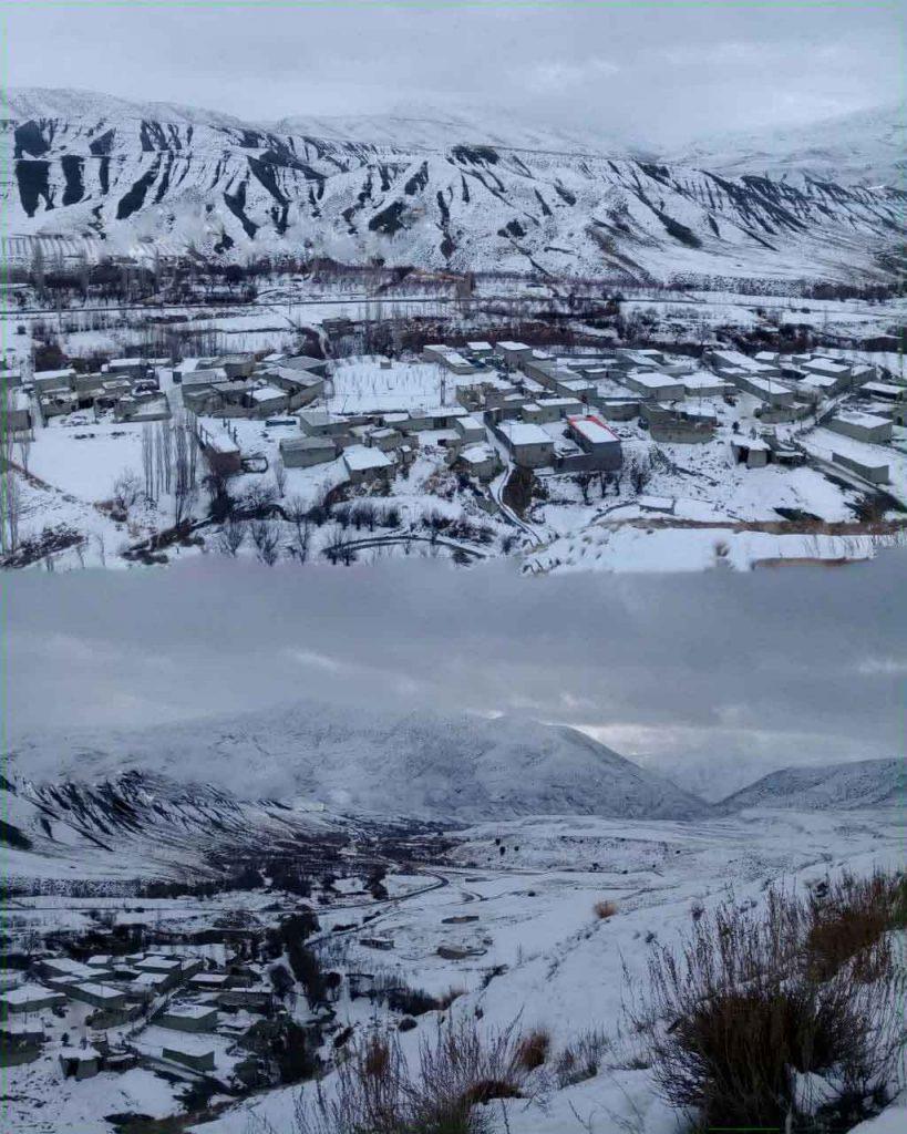 روستای سیرسپرانلو علیا