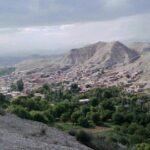 روستای سولدی از نمای بالا