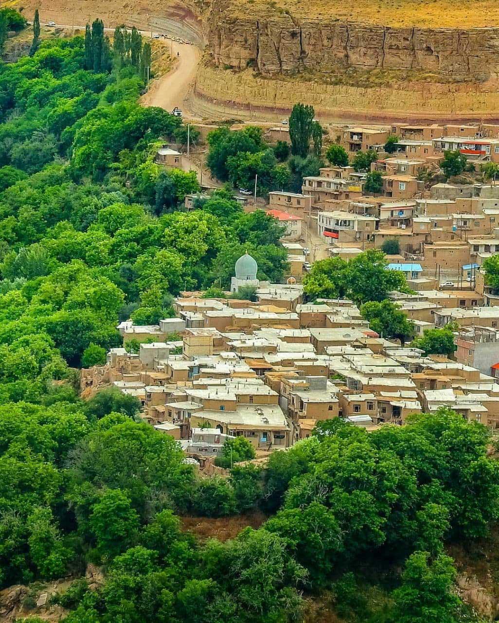روستای اسطرخی شیروان